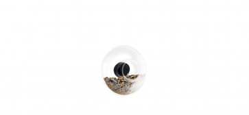 Evas Solo Window Feeder Ball