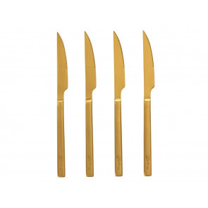 BITZ Steak knife 4 pcs. brass