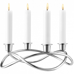 Georg Jensen Season Candleholder.mirrow