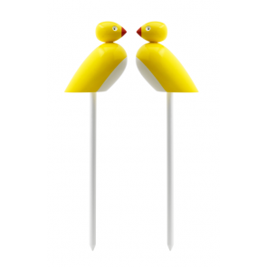 Rosendahl Kay Bojesen sparrows on the stick, 2 pcs.