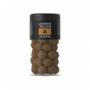 Lakrids By Bülow REGULAR A – THE ORIGINAL