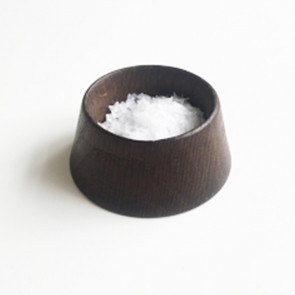 Egg / Salt / Pepper-cup - SMOKED OAK